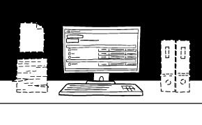 電子承認・電子決裁ワークフローシステムの導入でペーパーレスでコスト削減